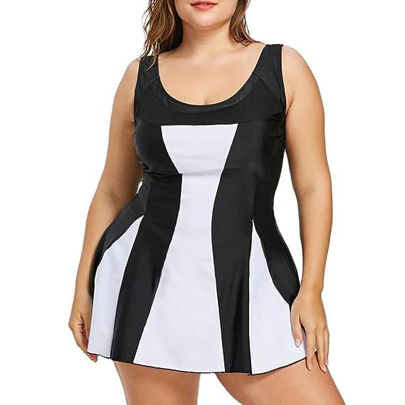 LAND-FOX Mujer Vestidos | Mujer Vestir Ropa | Mujer Sexy Falda Chaleco Camisetas |