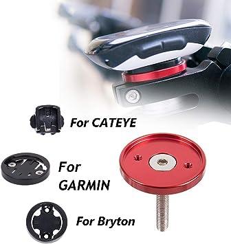 XQxiqi689sy MTB - Soporte para cronómetro de Bicicleta GPS para ...