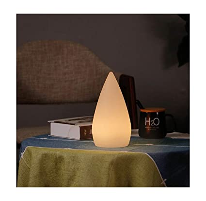 Amazon.com: PPWAN Table Lamp Colorful Light Decoration Desk ...