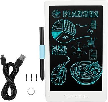 Bewinner Tableta De 10 Pulgadas con Lápiz Capacitivo, Pantalla De Prensa Flexible De Nivel 8192, USB Bluetooth, Batería De 30 Horas, Tableta De Dibujo ...