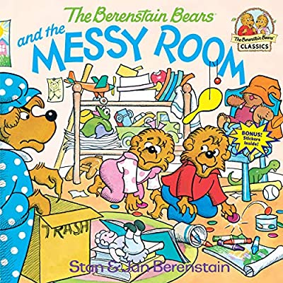 Image result for the berenstain bears and the messy room