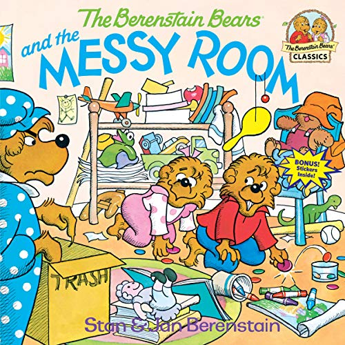 The Berenstain Bears and the Messy Room (Berenstain The Bears)