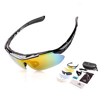 CoolChange Outdoor Peak Sport Gafas Gafas de Sol polarizadas Fahrradbrille Hombre y Mujer: Amazon.es: Deportes y aire libre