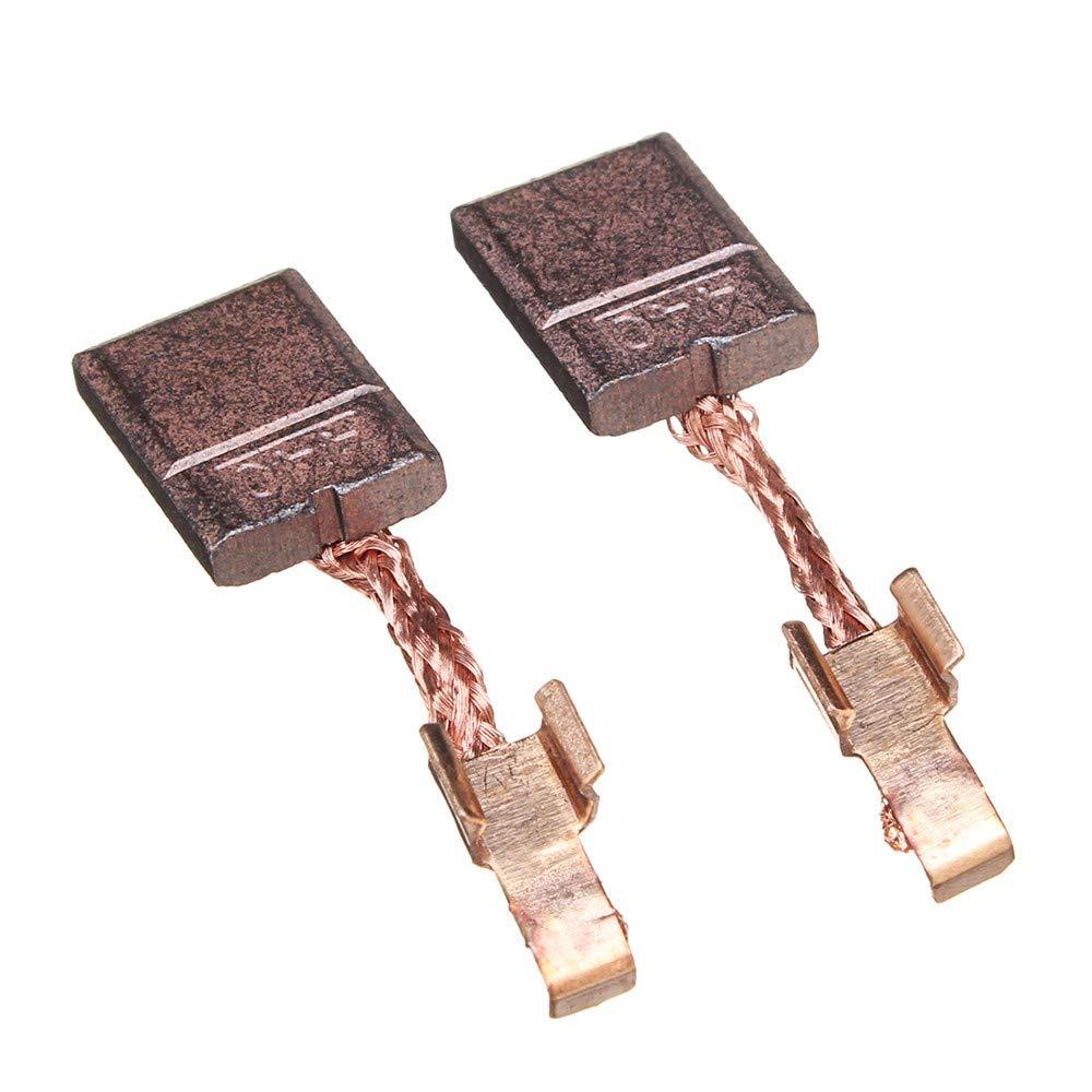 2PCS Carbon Brushes For MAKITA DTD146 DHP456 DHP458 BHP456 BDF446 BHP454  CB440
