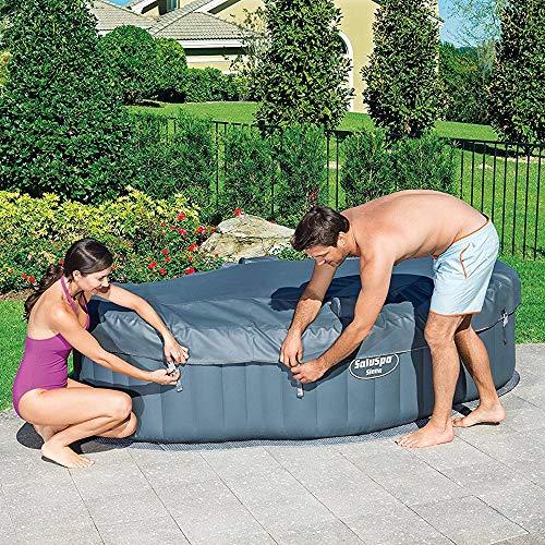 SaluSpa Siena AirJet Inflatable Hot Tub