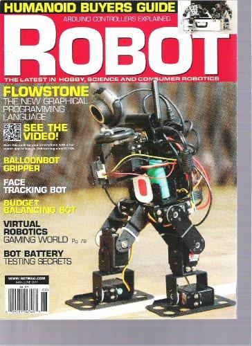 robots gaming magazine - 2