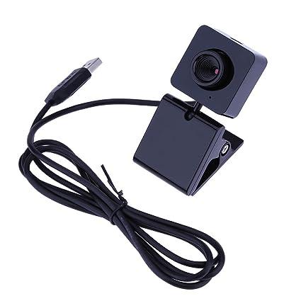 demiawaking 1.2 m Wired 2.0 MP 30 fps HD Rotary Web Cámara Webcam ...