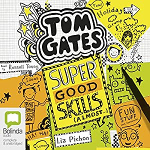 Super Good Skills (Almost...) Audiobook