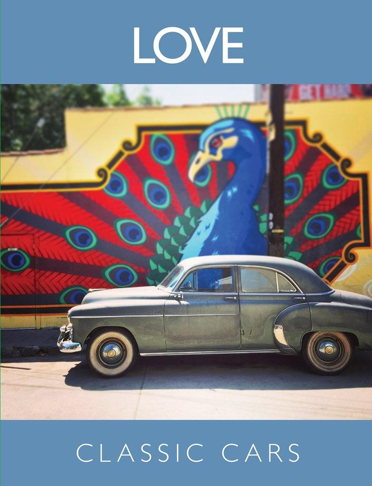 Read Online Love Classic Cars pdf epub
