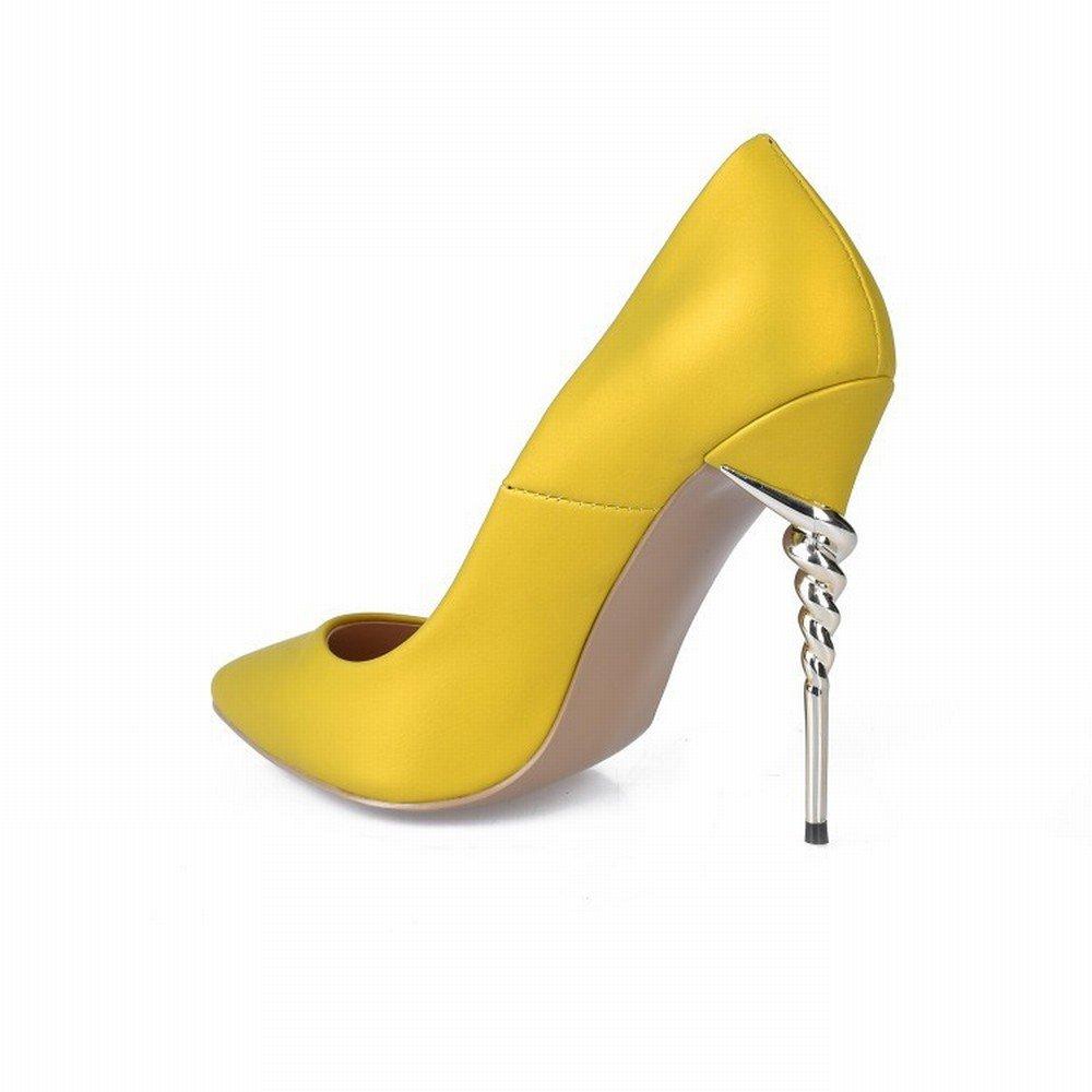 CXY Sexy Schuhe Mode Schuhe Wies High Heels Schuhe Sexy Schuhe,Ein,40 fd76b4