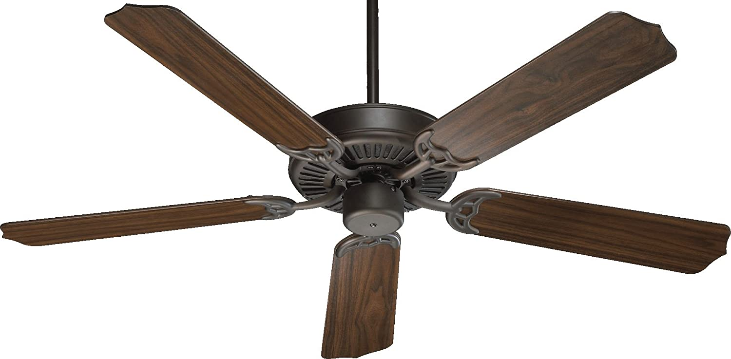 Quorum 77525 4 capri 52 ceiling fan antique brass finish quorum 77525 4 capri 52 ceiling fan antique brass finish amazon aloadofball Gallery