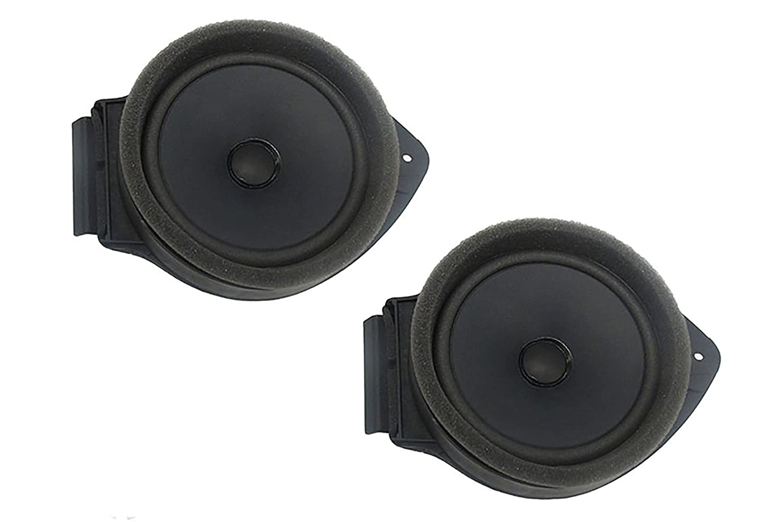 OEM NEW Front Door Sound System Speaker Right & Left Set (2) 06-10 H3 15221426 GMC