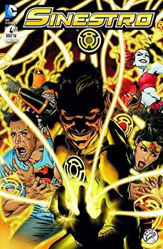 Sinestro: Bd. 4: Angriffsziel: Erde