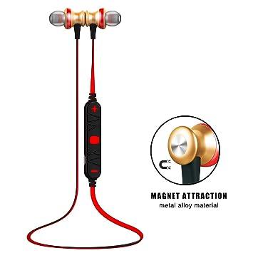 Hoco ebp01 deporte inalámbrica Bluetooth 4.0 In-ear auriculares megnetic – Calidad de sonido estéreo