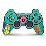Skin Adesivo para PS3 Controle - Simpsons