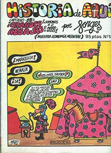 Historia de Aqui numero 18: Grandes rebajas: Amazon.es: Forges: Libros