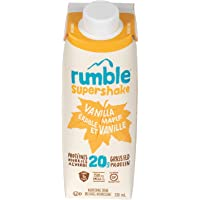 Rumble - Vanilla Maple (12 pack)