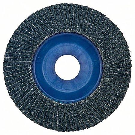115 mm 1 pezzo 60 U//min Disco ad alette di 22-23 mm Bosch 2608607335