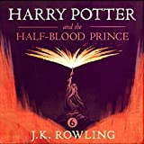 Harry Potter and the Half-Blood Prince, Book 6 (audio edition)