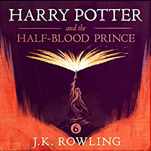 harry potter and the halfblood prince book 6 audiobook