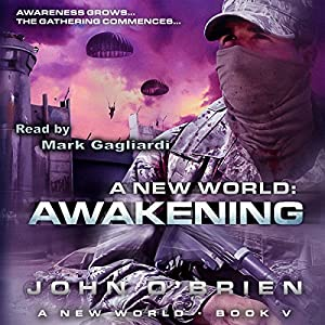 Awakening: A New World, Book 5 Hörbuch