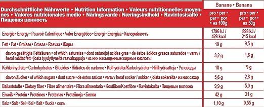 Ironmaxx Protein Musli Banane Veganes Fitness Musli Laktosefrei