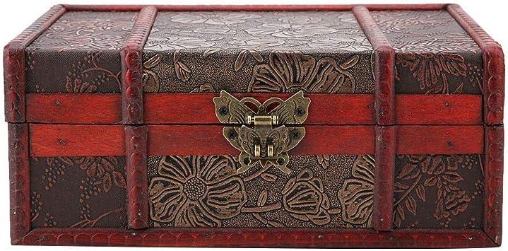 Office Tropical Interior Coral Vintage Desk OrganizerJewelry Box Jewelry Box Home Decor Handmade Refinished Desk Decor