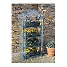 4-Tier Mini Greenhouse