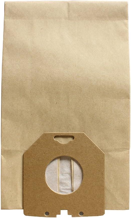 reyee 10 unidades bolsas de papel para aspirador Philips TC400 a ...