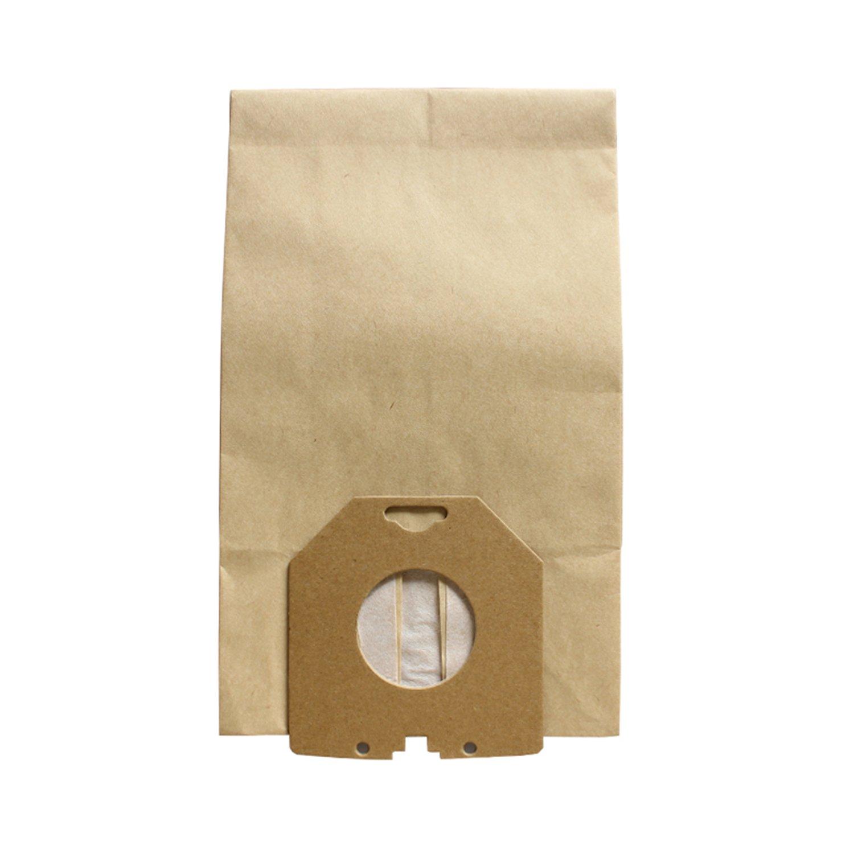 reyee 10 unidades bolsas de papel para aspirador Philips TC400 a TC999