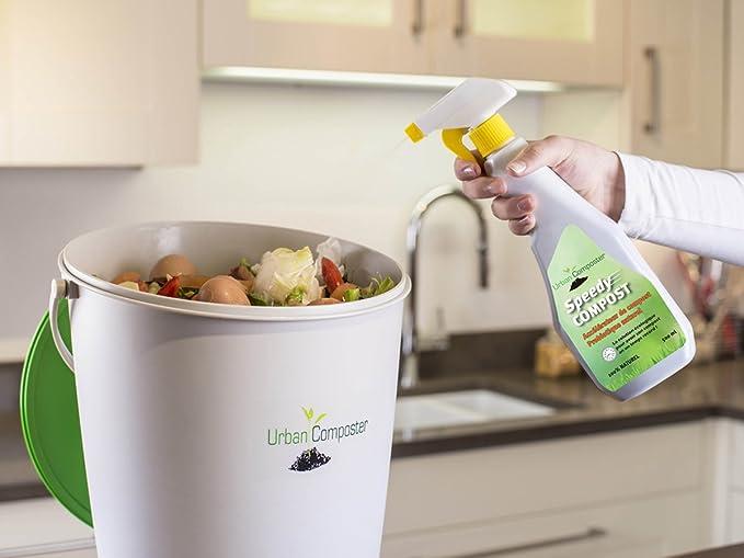 Komposter / Urban Komposter für die Küche 15 L inkl ...