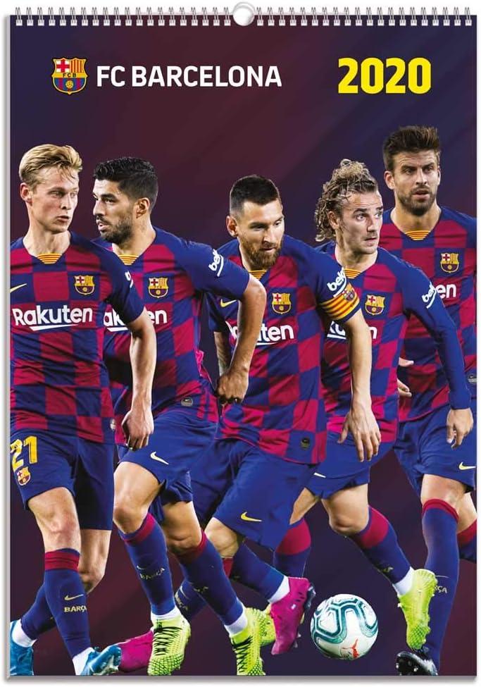 ERIK - Calendario A3 2020 FC Barcelona Grupo