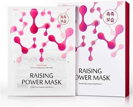 GD11 Twist & Push Mascarilla de aumento de potencia Tencel Facial ...