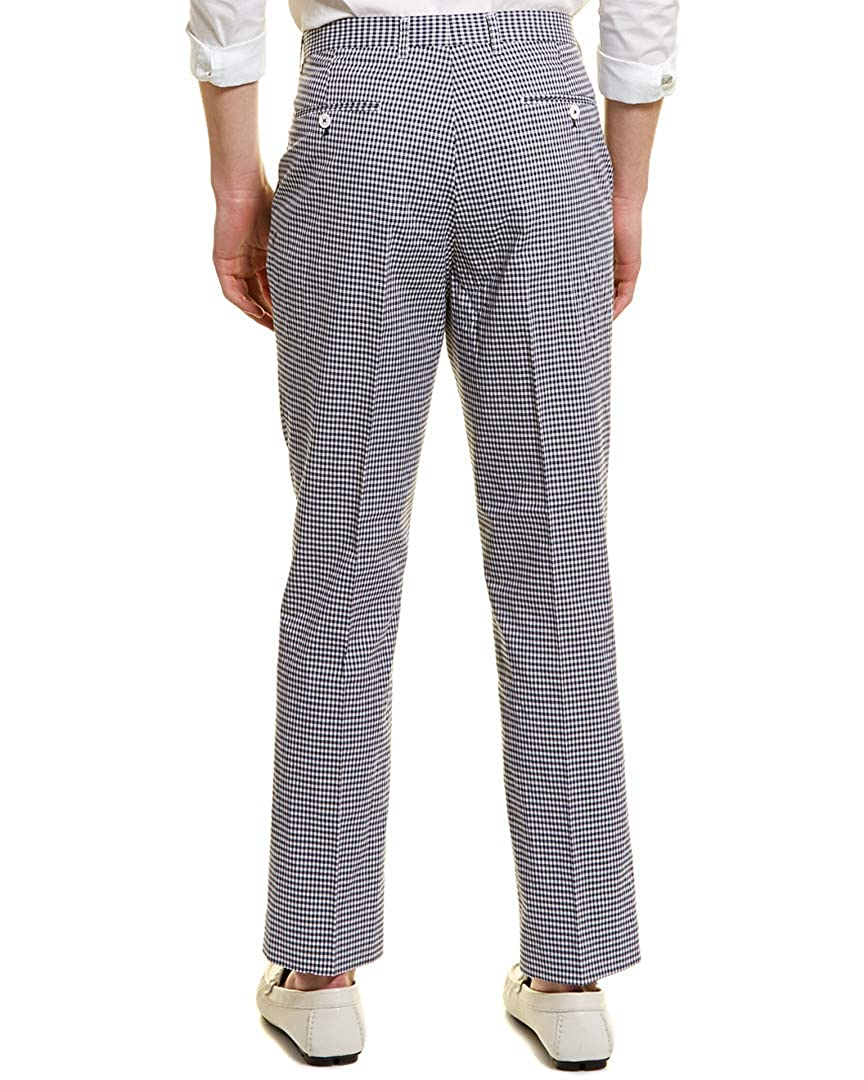 32 Blue Paisley /& Gray Mens Downing Slim Fit Pant