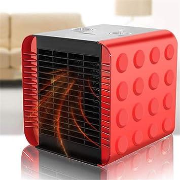 CARWORD 750W/1500W Ajustable Calentador Eléctrico Calefactor ...
