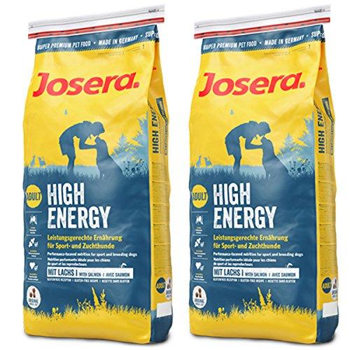 Josera 2 x 15 kg High Energy- Sparpaket