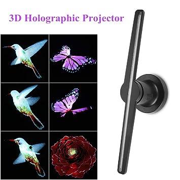 Amazon.com: Jacksking Proyector holográfico 3D, proyector ...