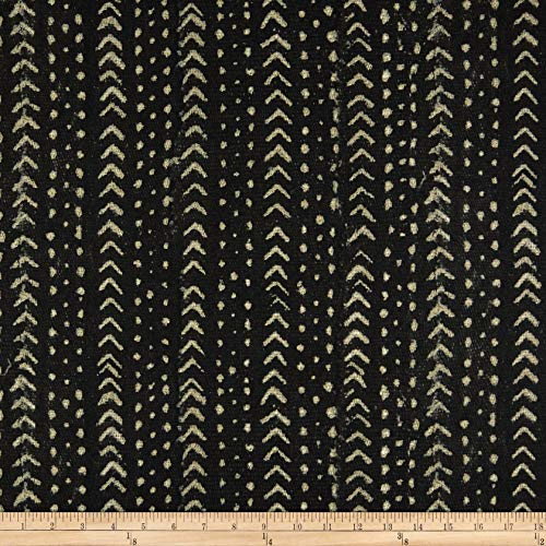 P Kaufmann Angola Mudcloth Basketweave Fabric, Peppercorn, for sale  Delivered anywhere in USA