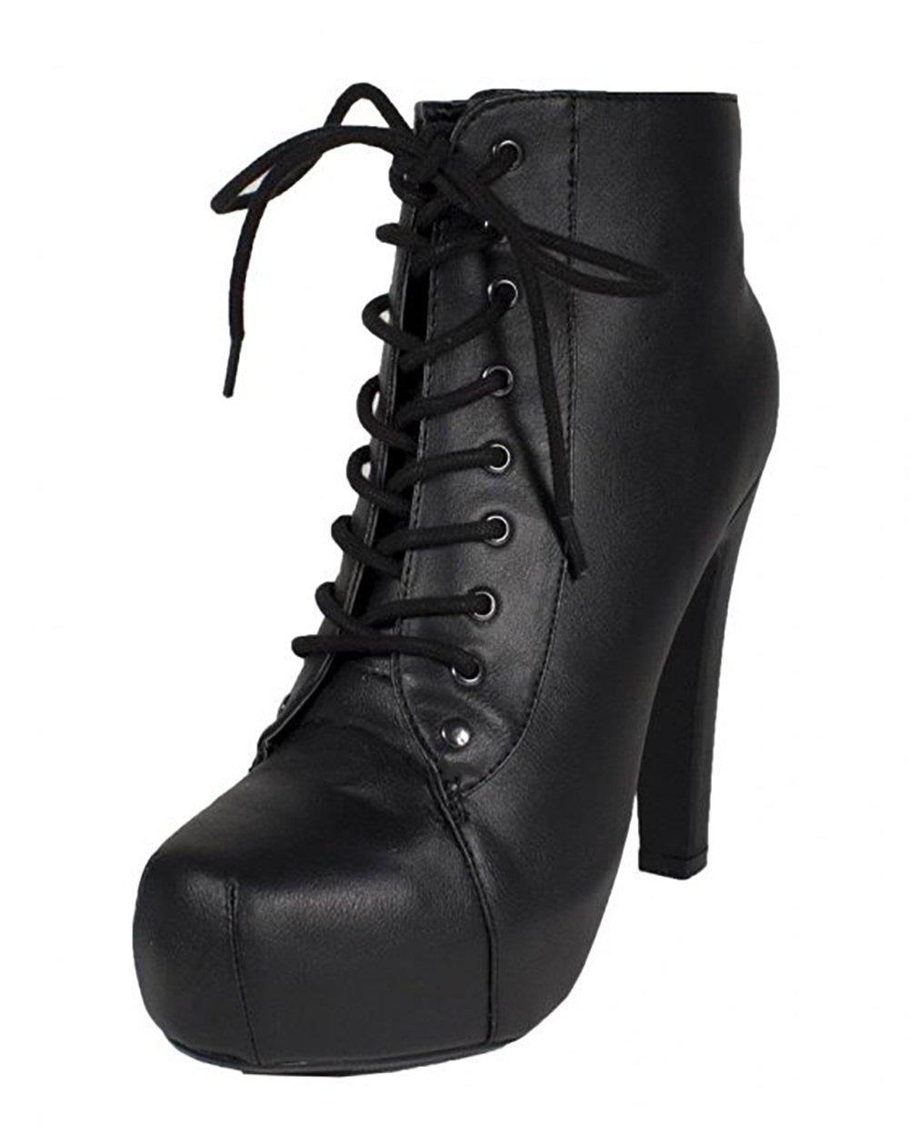 Scala-S Bootie Boots MVE Shoes.