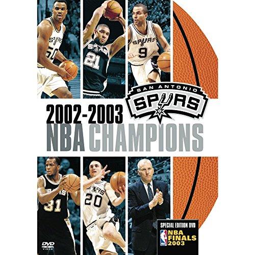 NBA Champions 2003: San Antonio Spurs (TM1670) ()