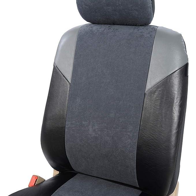 5x Sitze KUNSTLEDER Sitzbezüge Schonbezüge Schonbezug Hochwertig Universal