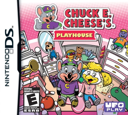 Chuck E Cheese's Playhouse - Nintendo - Rock Outlet Little In Mall