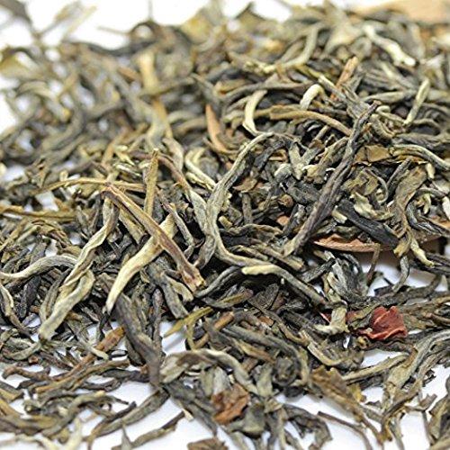 Tealyra - Jasmine Yin hao - Loose Leaf Green Tea - Premium Chinese Tea - High in Antioxidants - Organically Grown - Caffeine Medium - 200g (7-ounce)