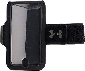 Under Armour UA Supervent Armband - Black/Black (Fits iPhone 6 Plus/6s Plus/7 Plus/iPhone 8 Plus)