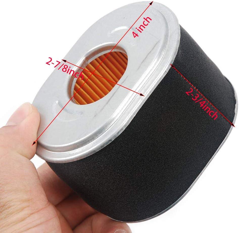 Amazon.com: SaferCCTV 17210-ZE1-517 Filtro de aire de ...