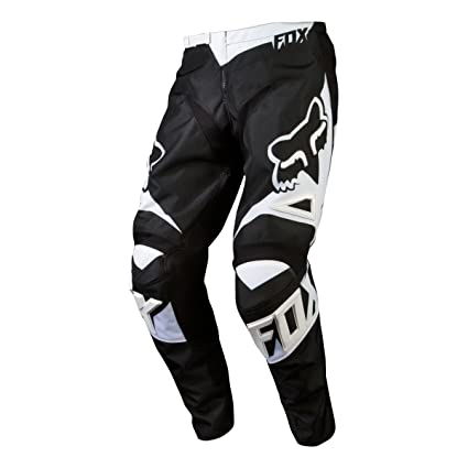 4d4a58c336b Amazon.com  Fox Racing 180 Race Men s MX Motorcycle Pants - Black   Size  30  Automotive