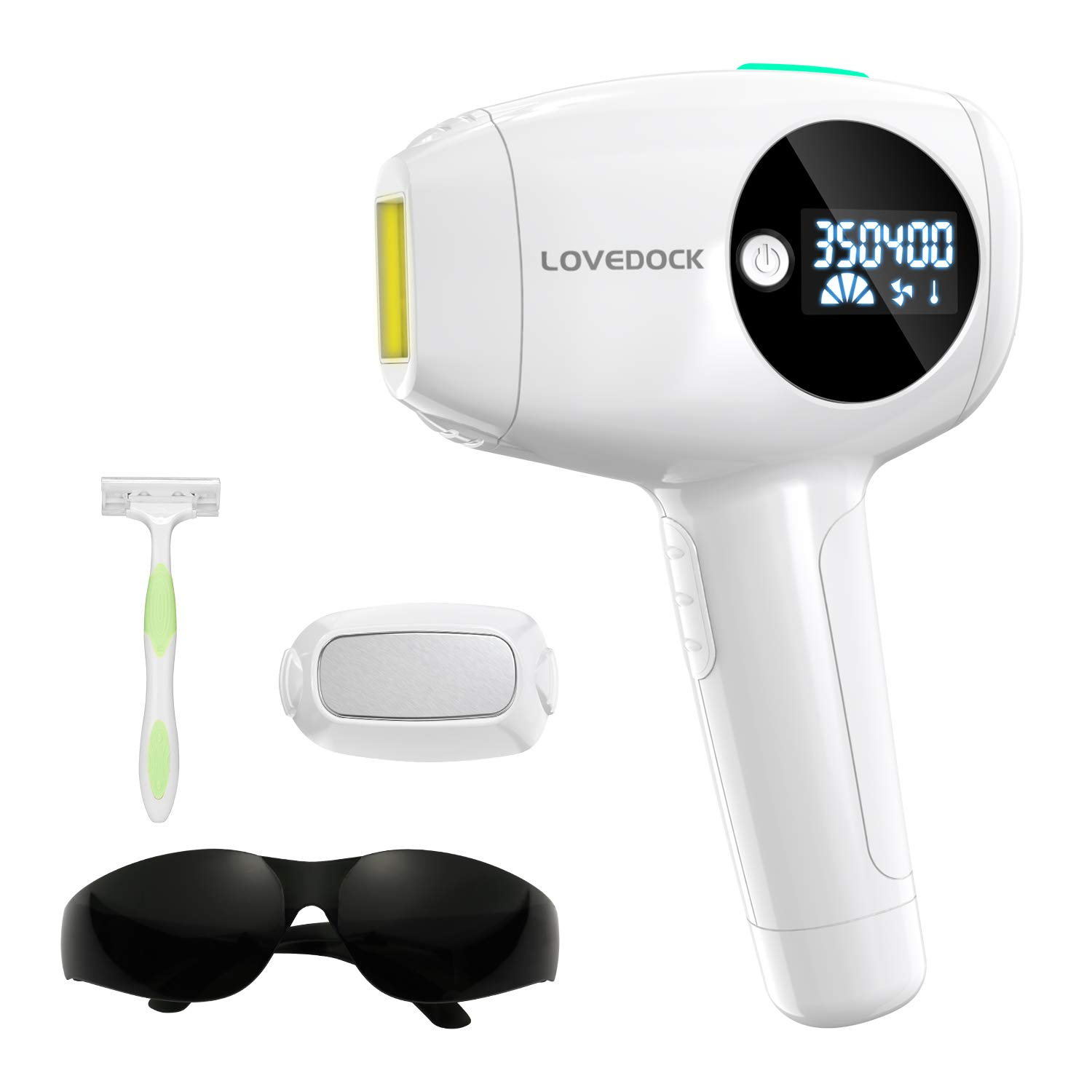 Amazon Com Facial Body Laser Hair Removal For Women And Man Ipl
