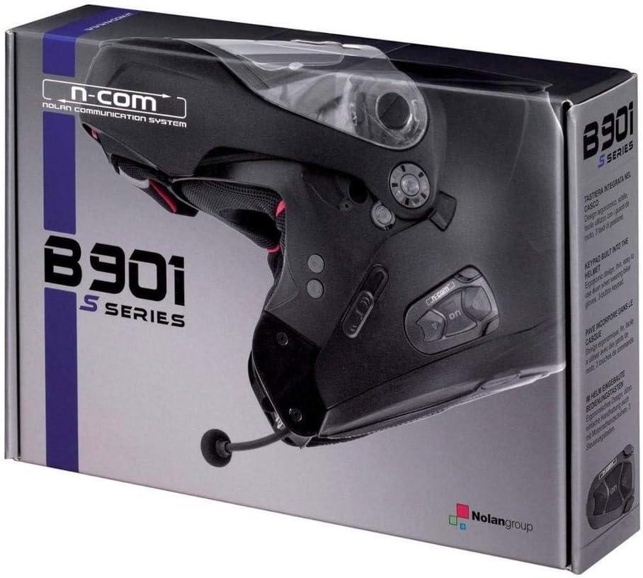 Kit de Bluetooth para casco N-COM B901 S N42-N43-N71-N84-N85-N86-N90-N91-N101-N102-N103