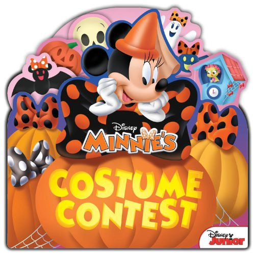 Minnie Minnie's Costume (Baby Halloween Contest 2017)