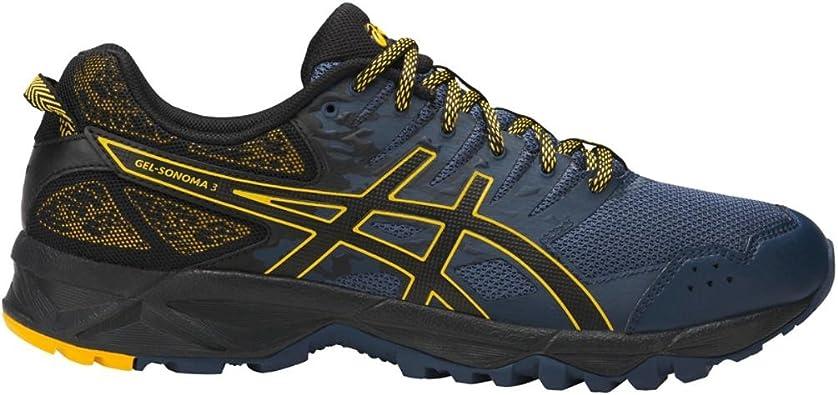 ASICS Gel-Sonoma 3, Zapatillas de Trail Running para Hombre: Asics: Amazon.es: Zapatos y complementos